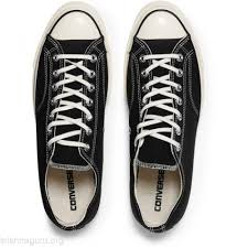 Converse Men 1970s Chuck Taylor All Star Canvas Sneakers Fits True