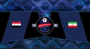 مشاهدة مباراة سوريا وايران بث مباشر اليوم 02/09/2021 في تصفيات كاس العالم