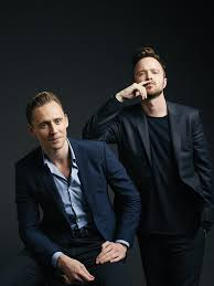 Tom Hiddleston and Aaron Paul on 'Breaking Bad,' TV vs. Film and Humbling  Auditions