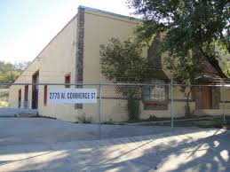 2770 W Commerce St Dallas Tx 75212 Warehouse Property For