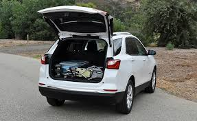 2018 chevrolet equinox redesign. wonderful chevrolet curiously the redesigned equinox is smaller than it used to be americans  typically like things get bigger to 2018 chevrolet equinox redesign