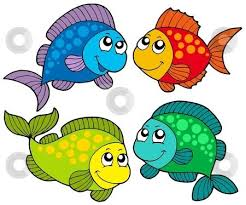 cute fish clip art. Fine Art Free Cute Clip Art  Cartoon Fishes Collection Stock Vector Clipart   Intended Fish C