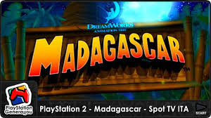 Small Picture PlayStation 2 Madagascar The Game Spot TV Italia 2005 YouTube