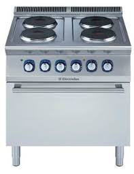 Electric cooking stoves Commercial Electric Electric Range Cooker Commercial Archiexpo Commercial Kitchenscommercial Electric Stoves All Architecture