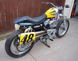 americana speed shop flat track sportster for sale