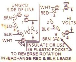 century ac motor wiring diagram volts century gould 3hp electric motor wiring diagram jodebal com on century ac motor wiring diagram 115 230