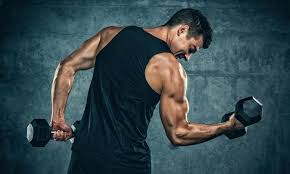 Gym Biceps Workout Chart Five Bicep Workout Routines To Try Out At The Gym