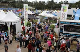 we re here for the queensland garden expo enjoying the glorious winter sunshine and the show one of our favourites on the garden show circuit