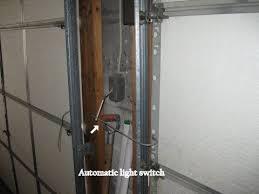 garage door switchGarage Door Activated Automatic  Light Switch  Southstone Home