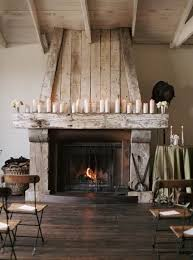 Design Inspiration Monday. Rustic FireplacesReclaimed ...