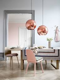 lighting a large room. Large Bowl Copper Lighting Fixtures A Room N