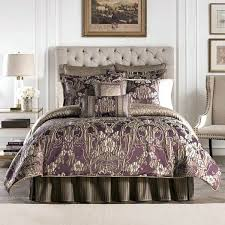 purple california king comforter king size bedspreads