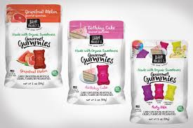 Gourmet Gummies That Taste Like Birthday Cake and Other Flavors