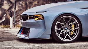 BMW 2002 homage: take a look at BMW's redesigned 2002 Turbo — The ...