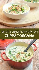olive garden s zuppa toscana copycat recipe you can easily make at home chock full