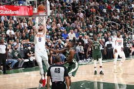 The series was initially known as the baa finals prior to. Wisconsin Badgers In The Nba Finals Frank Kaminsky Fills In Admirably For Suns Bucky S 5th Quarter