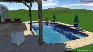 C Pool Studio  3D Swimming Design Software