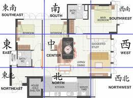 Bedroom Bagua Chart How To Find Your Feng Shui Wealth Areas 5 Popular Methods