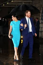 Daily mirror, 11 февраля 2021. Meghan Markle Wears Electric Blue To Her First Event In The U K Since Royal Exit Vanity Fair