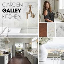 Home And Garden Kitchen Garden Galley Kitchen Kohler