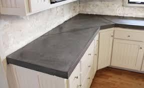 Concrete Countertop Over Laminate Kingbird Design Llc Modern Concrete Counters