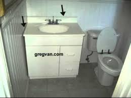bathroom counter top gaps mold