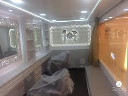 Beauty Parlour Design Mobile Beauty Salon In A Truck Interior Design Fit Out