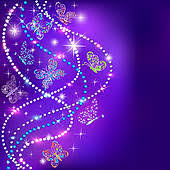 Purple And Blue Background Purple Butterfly Clip Art Royalty Free Gograph