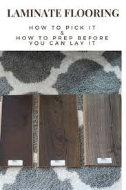 How To Pick Laminate Flooring And How To Prep Your Floors Before You  Install It
