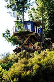 13 Tree Houses Your Kids Will BEG You To Build  Glue Sticks And Diy Treehouses For Kids