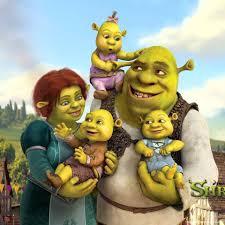 Fiona Shrek - Home