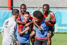 Durch einen sieg gegen england erreichte die mannschaft den 3. Fussball Em 2021 Im Live Stream Belgien Russland Live Im Internet Sehen Focus Online