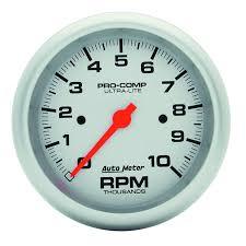 amazon com auto meter 4497 ultra lite in dash electric tachometer amazon com auto meter 4497 ultra lite in dash electric tachometer automotive