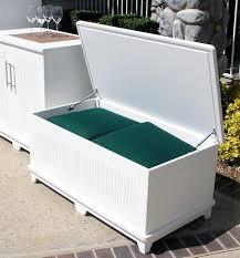 cushion deck storage ideas