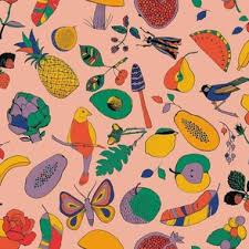 <b>Modern</b> Wallpaper <b>Minimalist Color</b> Splashes by juliaschumacher ...