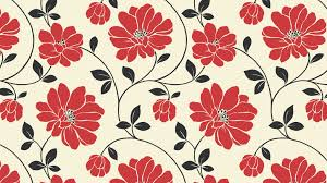 Flower Pattern Wallpaper New Flower Pattern Wallpaper