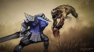 dota 2 sven vs lifestealer wallpaper dota 2 wallpapers