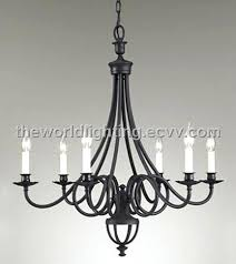 wrought iron traditional chandelier pendant lamp in china purchasing souring agent ecvv com purchasing service platform