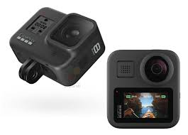 Gopro Hero 8 Gopro Max High Resolution Marketing Pictures