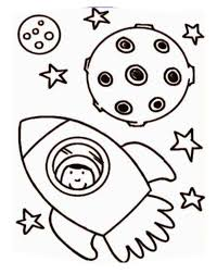 Small Picture astronaut inside rocket ship coloring page Download Print