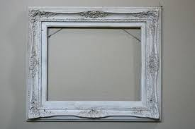 empty picture frame ideas frame your wreath empty picture frame crafts