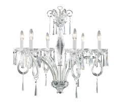 tipperary crystal elegance 6 arm chandelier crystal chandeliers meubles
