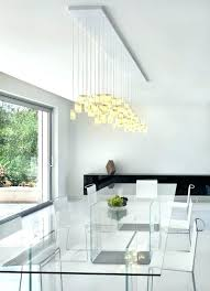modern chandelier for dining room unforgettable rectangular shade chandelier dining room contemporary with modern crystal chandelier