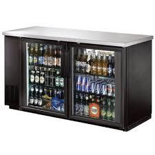 Beer Bottle Vending Machine Enchanting Amazon 48 Back Bar Beer Bottle Cooler W Stainless Steel Top