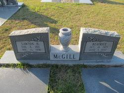 Beatrice Mcgill (1923-2002) - Find A Grave Memorial