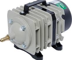 active aqua commercial air pump 8 s 60w 70 l min
