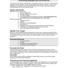 Resume How To Write Online For Job Make Submission Free A