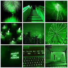 Green Aesthetic Wallpaper Collage ...
