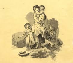 Eliza P. Mosley after George Morland, Mother & Children – 1806 ...
