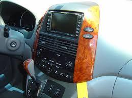 Beans: Installing XM radio in a 2006 Toyota Sienna